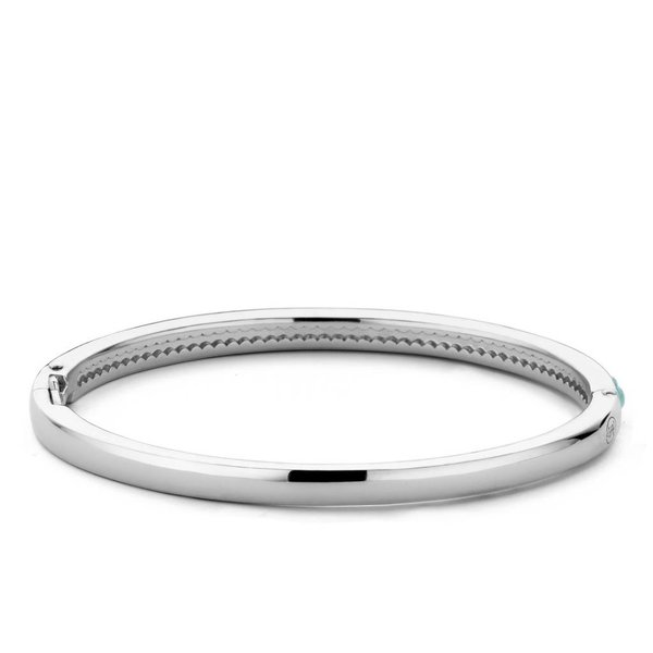 Turquoise zilveren armband (2880TQ)
