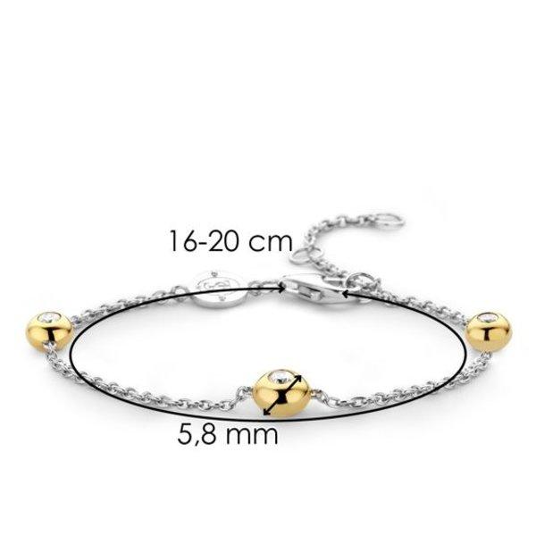 Zilveren armband (2873ZY)