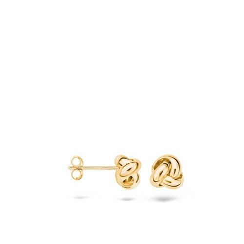 Blush Gouden oorbellen 7157YGO