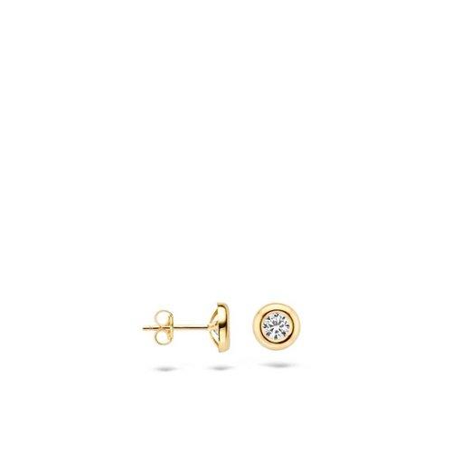 Blush Gouden oorbellen 7125YZI