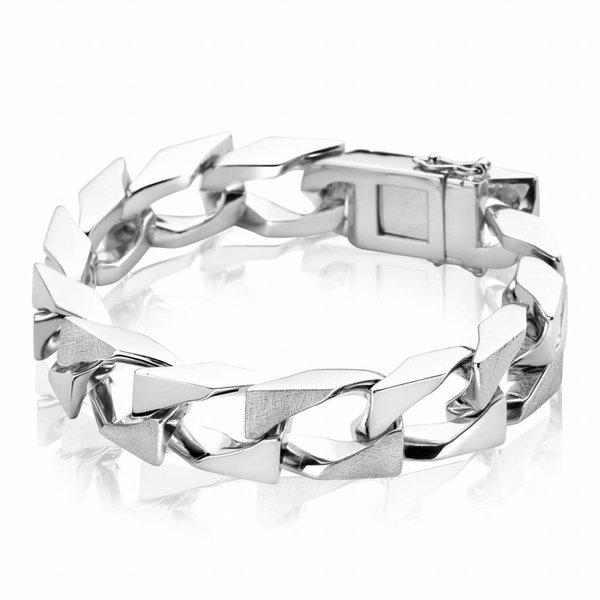 Mart Visser zilveren armband (MVA11)