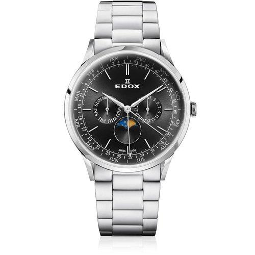 Edox Zwitsers Herenhorloge 40101 3M NIN