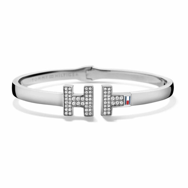 Zilverkleurige RVS armband (Stone TJ2700983)
