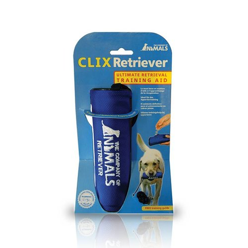 Clix Clix Trainen & africhten Aide à la répartition du chien  bleu
