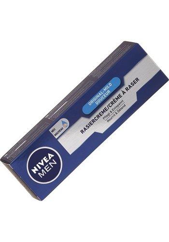 Nivea Scheercrème - protect & care - 100 ml