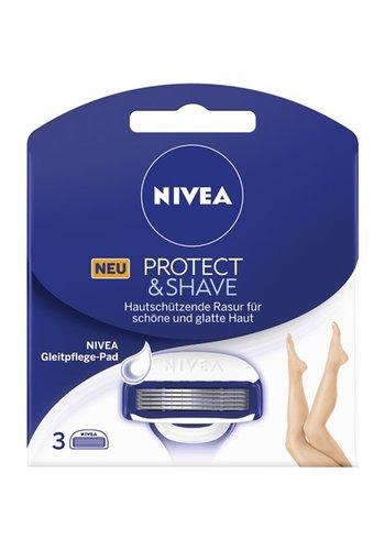 Nivea Protect en shave - beschermend-scheren