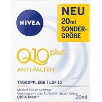 Nivea Visage Q10+ Crème de jour anti-rides  20ml