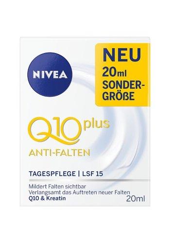 Nivea Nivea Visage Q10+ Crème de jour anti-rides  20ml