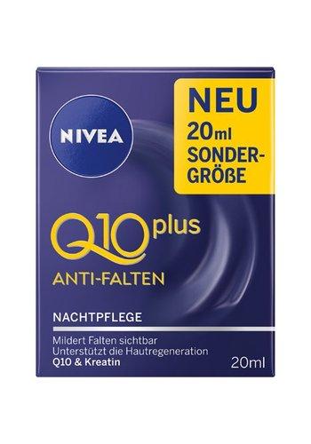 Nivea Nivea Visage Q10+ Anti rimpel nachtverzorging 20ml