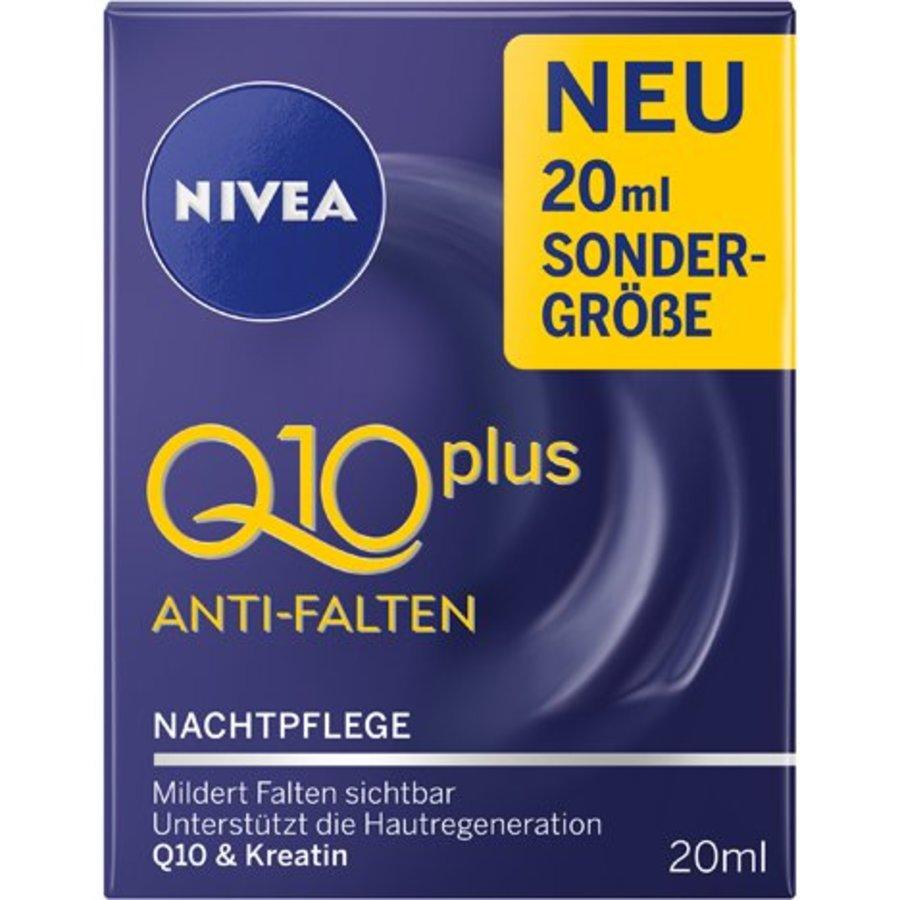 Visage Q10 + anti-rimpel nachtverzorging 20 ml