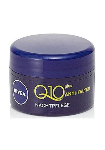 Nivea Visage q10 anti-rimpel nachtverzorging 5 ml