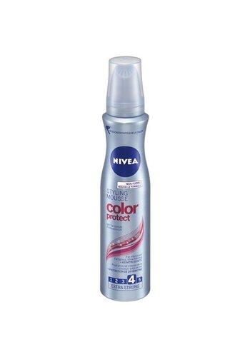 Nivea Mousse color met uv filter250 ml