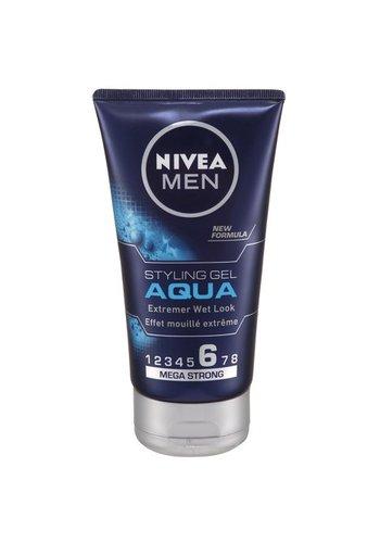 Nivea Gel coiffant style 150ml pour homme aqua