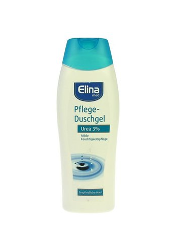 Elina Elina Urea 3% douchegel sensitive 250 ml