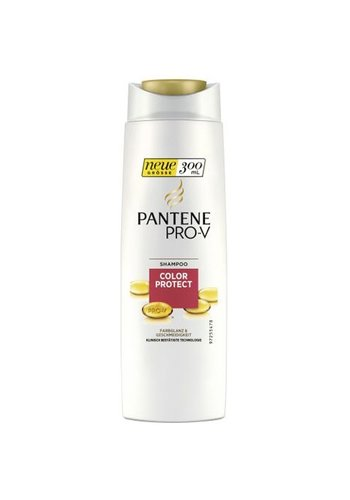 Pantene Shampooing 300ml Color Protect