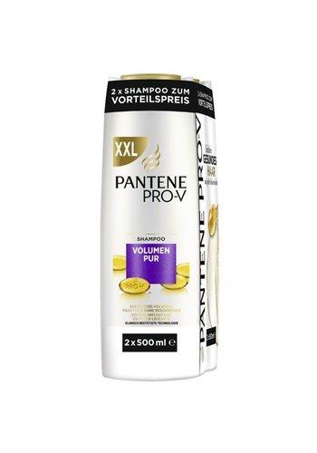 Pantene Pantene Shampooing  2x500ml volume