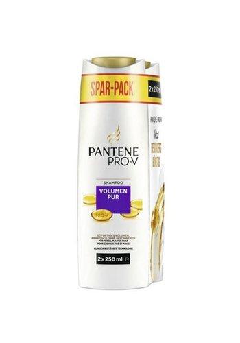 Pantene Pantene Shampooing 2x250ml volume
