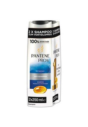 Pantene Pantene Shampooing 2x250ml anti-pelliculaire