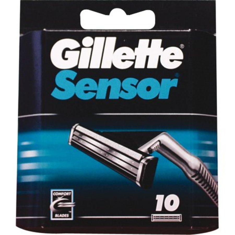 Gillette Sensor Standard 10er Klingen