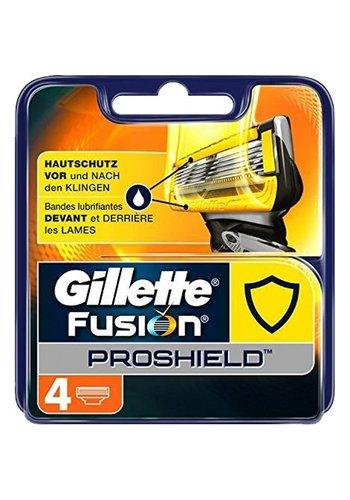 Gillette Scheermesjes - Proshield - 4 stuks