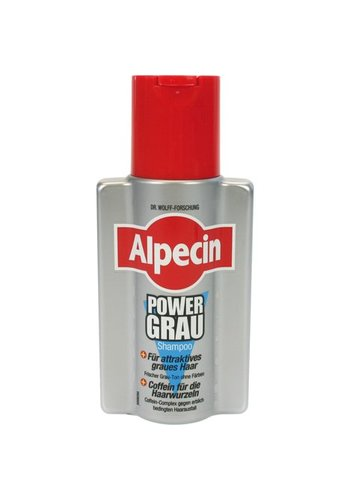 Alpecin Alpecin Shampoo 200ml Power Grijs voor grijs haar