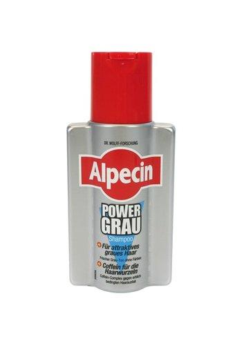 Alpecin Shampoo - Power für graues Haar - 200 ml