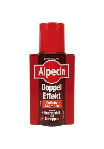 Alpecin Shampooing - Double effet - 200 ml