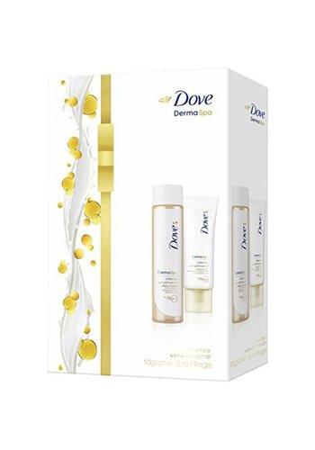 Dove Dove GP handcrème 75ml + olie 150 ml Derma Spa