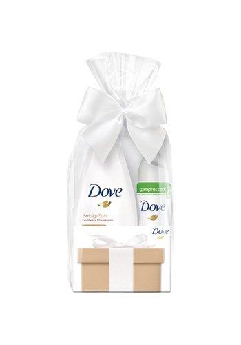 Dove Dove GP douche 250 ml + deospray 75 ml invisible dry