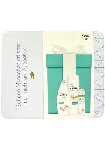 Dove Dove GP Gel  Douche 250ml + Deospray 75ml + lait pour le corps