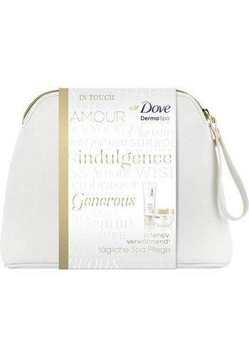Dove Dove GP Crème pour le corps 300ml +Crème pour les mains 75ml Derma Spa