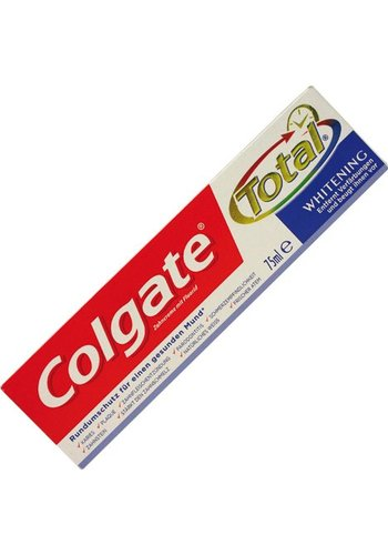 Colgate Colgate Tandpasta 75 ml Total - wit