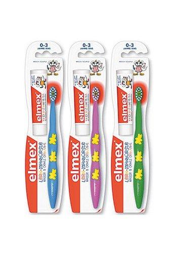 Elmex Elmex Kindertandenborstel / tandpasta