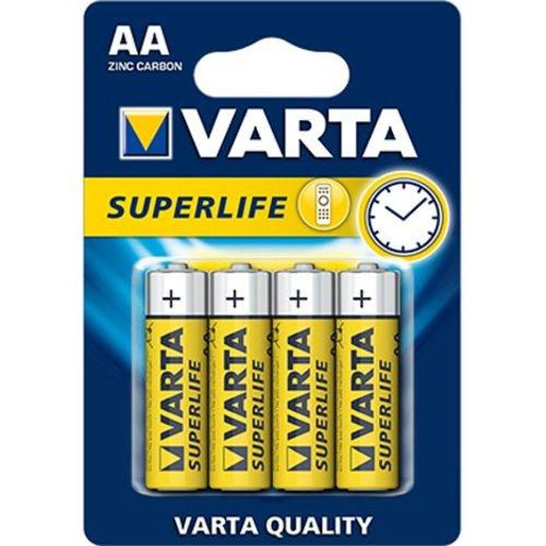 Varta Varta Batterijen Superlife Mignon AA - 4stuks