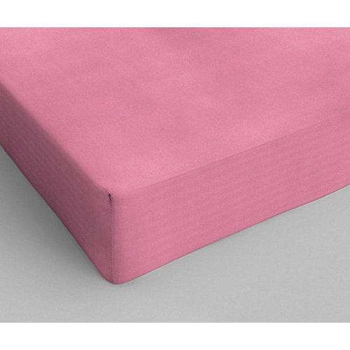 Dreamhouse Hoeslaken Dreamhouse Bedding Katoen roze