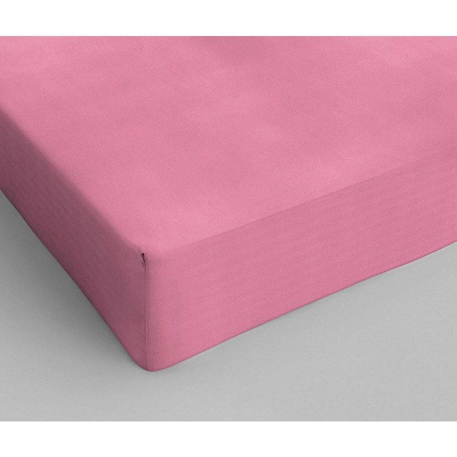 Hoeslaken Dreamhouse Bedding Katoen roze