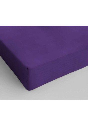 Dreamhouse Laken Dreamhouse Bedding Katoen Hoeslaken Purple