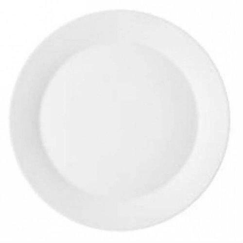 Neckermann Assiette à dîner autour de 26,6 cm blanc