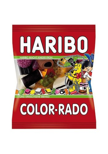 Haribo Colorado - 100gr