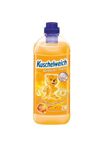 Kuschelweich Assouplissant 990ml Caribbean dream