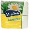 Big soft Big soft Toiletpapier 3-laags 4x160 stuks kamilka