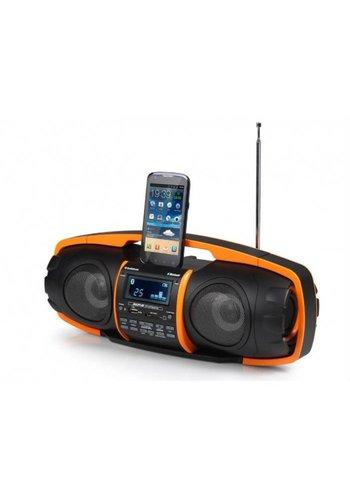 AudioSonic AudioSonic Beatblaster orange