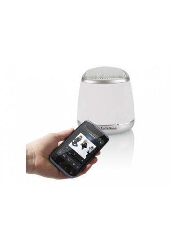 AudioSonic AudioSonic Haut parleur - blanc