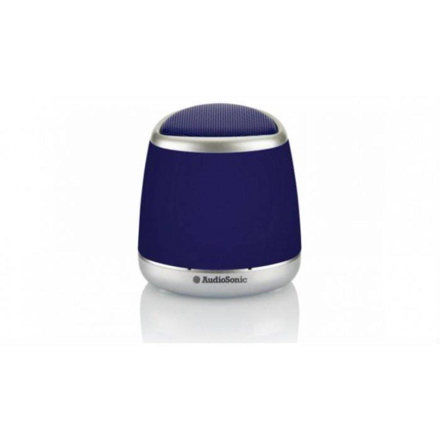 AudioSonic Speaker blauw