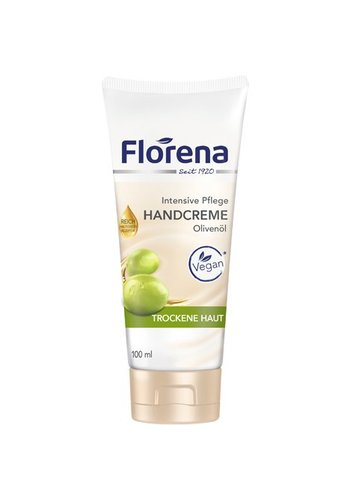 Florena Florena Handcreme 100ml olijvenolie tube