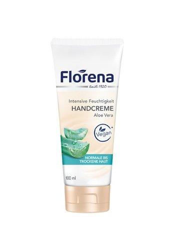 Florena Handcrème - Aloe Vera tube - 100 ml