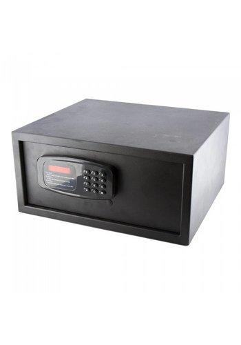 Neo Tronic Coffre-fort électronique - acier - 42x36x19 cm