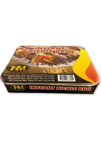 THM Picknick barbecue - Complete BBQ