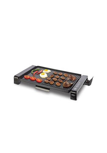 Sinbo Sinbo Plaque de gril électrique  2000W noir