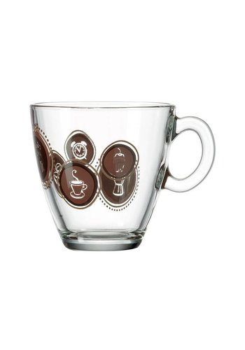Montana Koffiekop van glas - 230 ml
